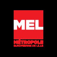 Logo MEL Métropole Européenne de Lille